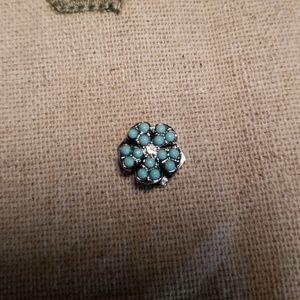 Keep Collective Charm Turquoise Flower